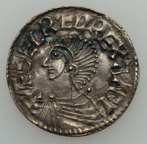 Aethelred II (978-1016) Penny c.997-1003