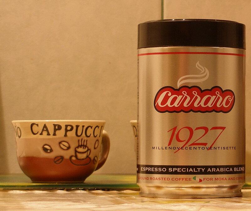 кофе в джезве