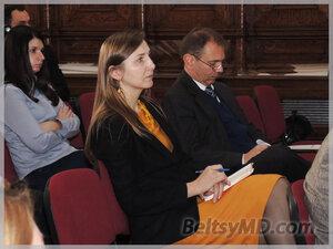 Голос из Молдовы на конференции Запад-Восток в Гданьске