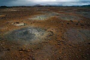 Термальное поле Кверир