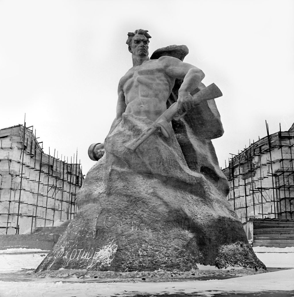 Как возрождали Сталинград