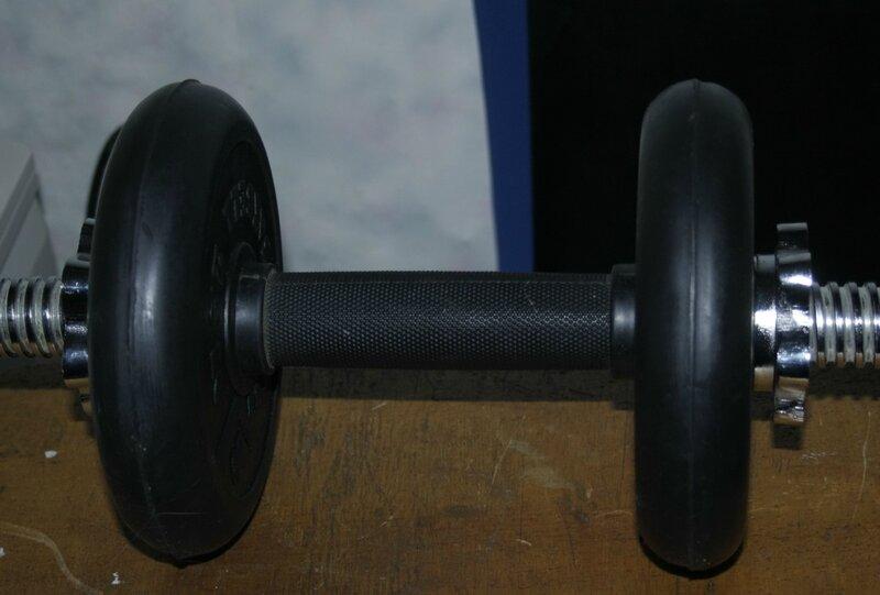 Гантеля 6 кг