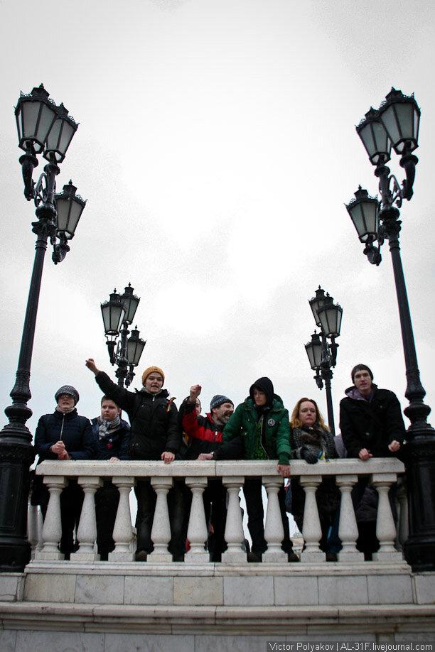 Митинг против войны в Украине