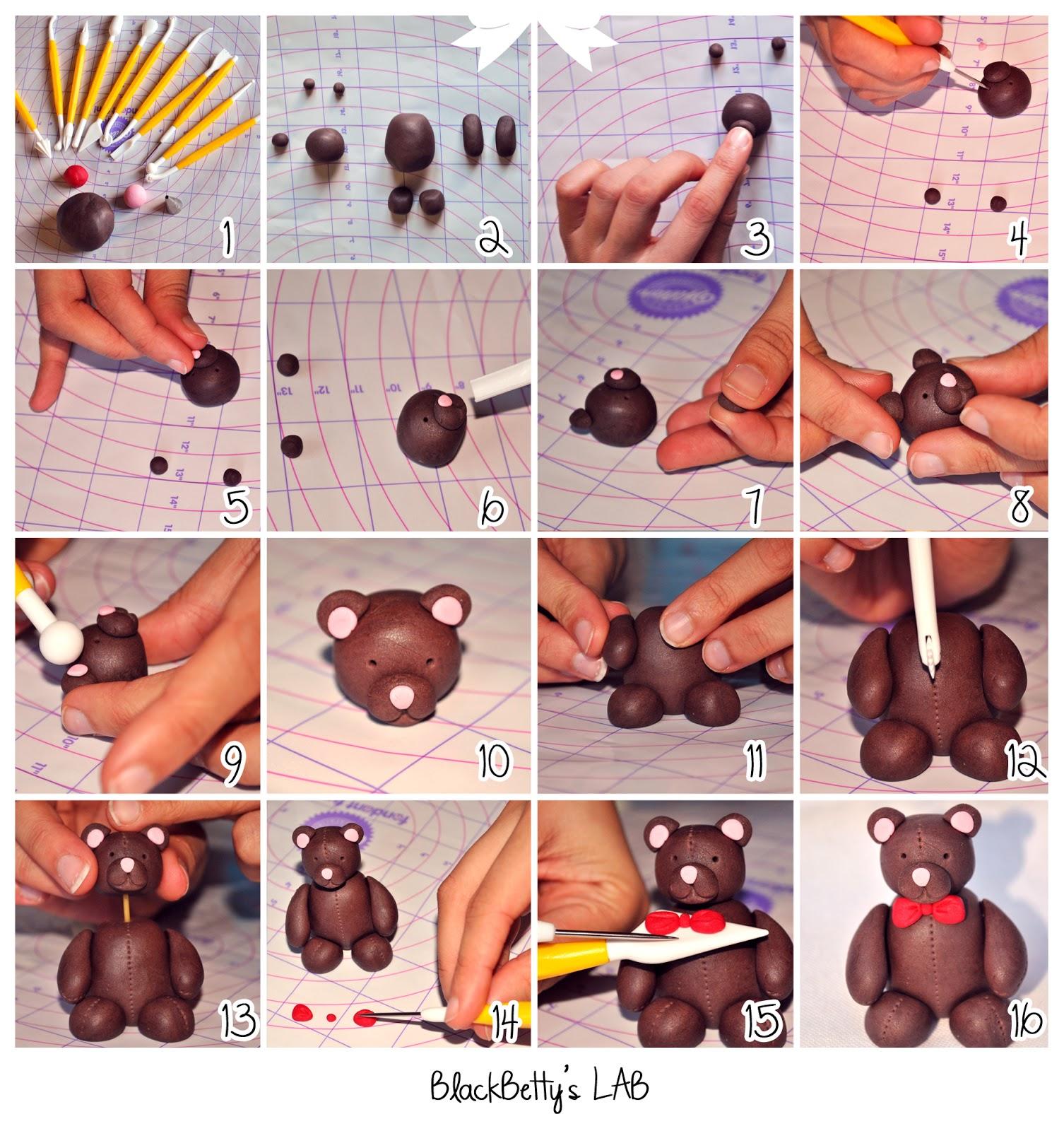 Как сделать мишка