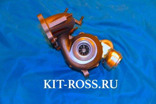 Турбокомпрессор Турбина модель K03 5439 988 0022 Audi A3 Volkswagen Caddy III , Golf V , Passat B6 , Touran , T5, Skoda Octavia A5 , Seat Leon , Toledo 751851-0003 / 751851-5003S / 751851-0004 / 751851-5004S / 54399880022 / 54399880011 (OEM 038253016K/03G