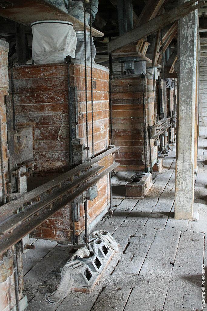 водяная деревянная мельница Баркова поселок Новоивановка Волоконовский район Белгородская область