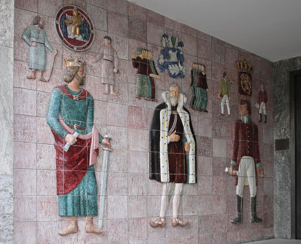 Trondheim, Court Building