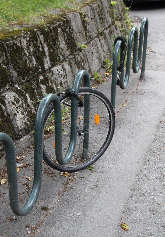 Тронхейм.  улица Kjøpmannsgata