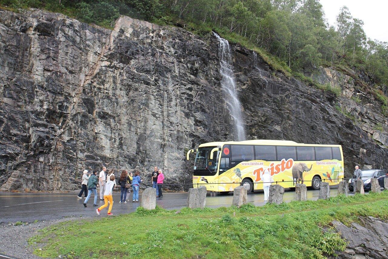 Eagle road (Ørnevegen)