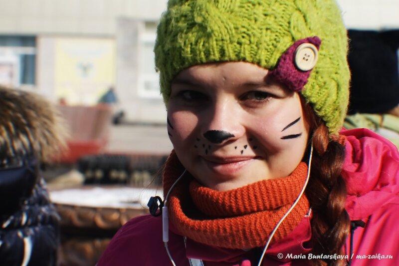 Международный день кошек, Саратов, 01 марта 2014 года