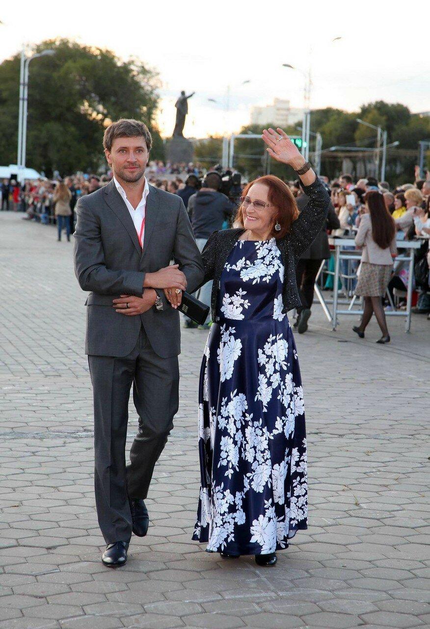 Татьяна Конюхова и Максим Колосов