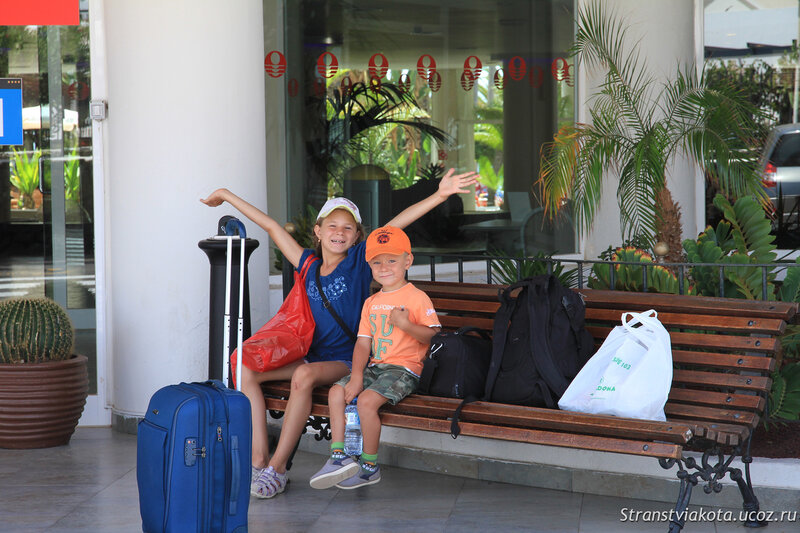Лансароте, Hotel Sol Lanzarote