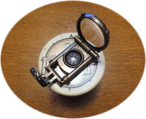 Стимпанк-кольцо