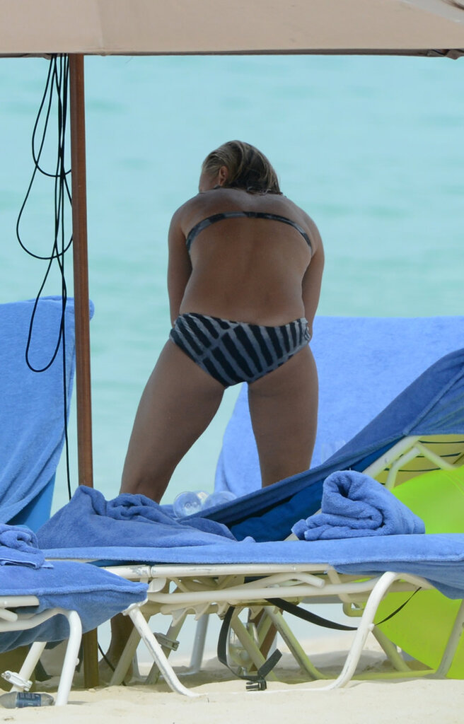 Багамская Камерон Диас