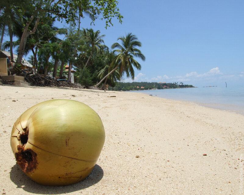 Такой неизведанный остров Самуй