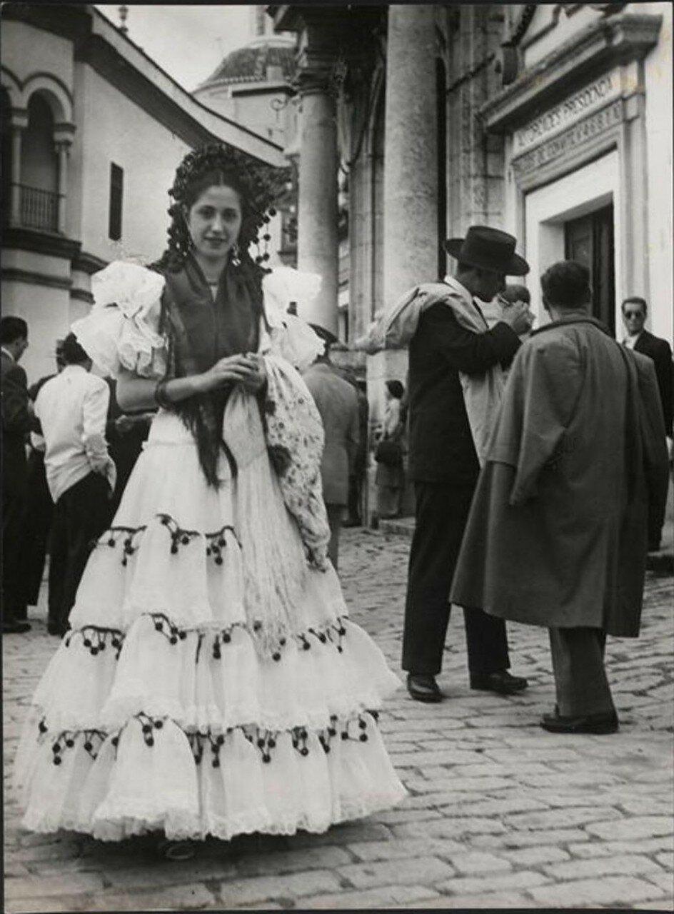 1954. Праздник в Севилье