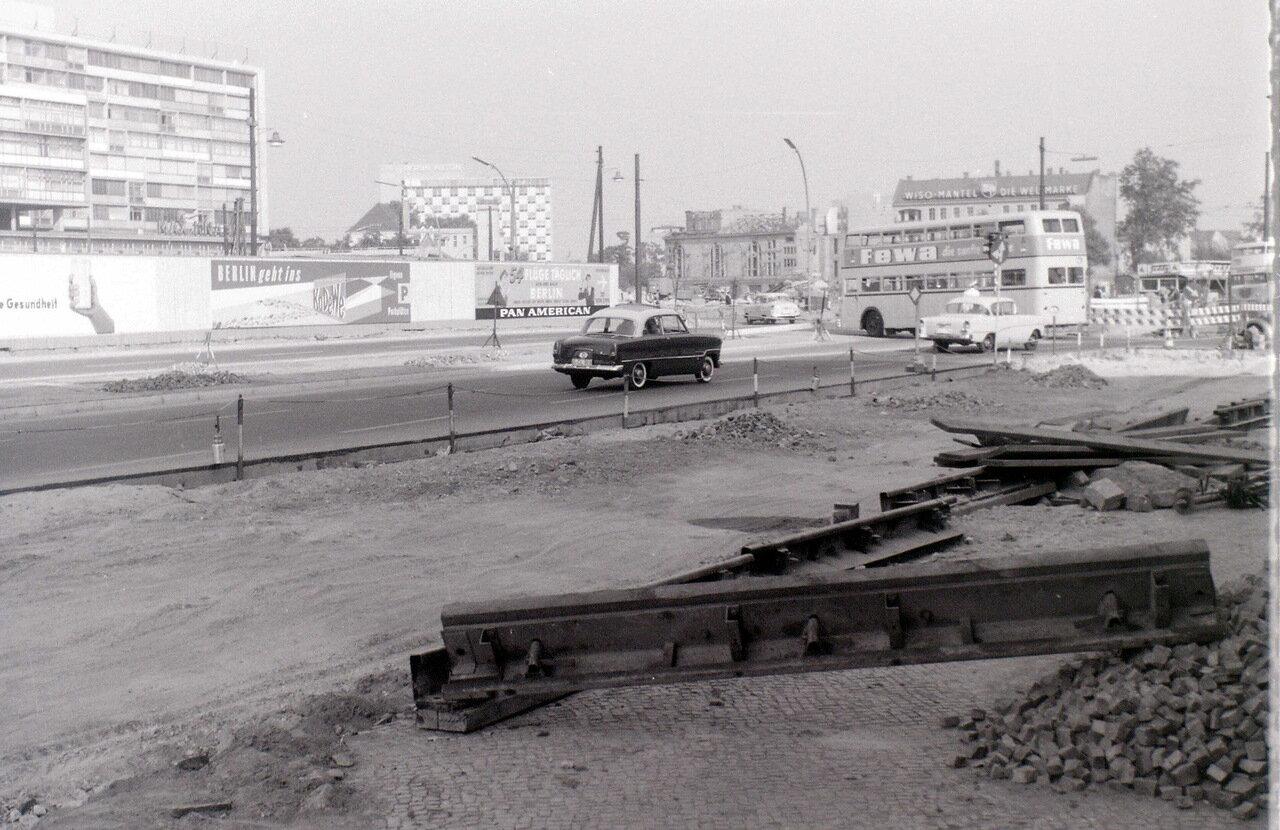 12 сентября 1959. Западный Берлин