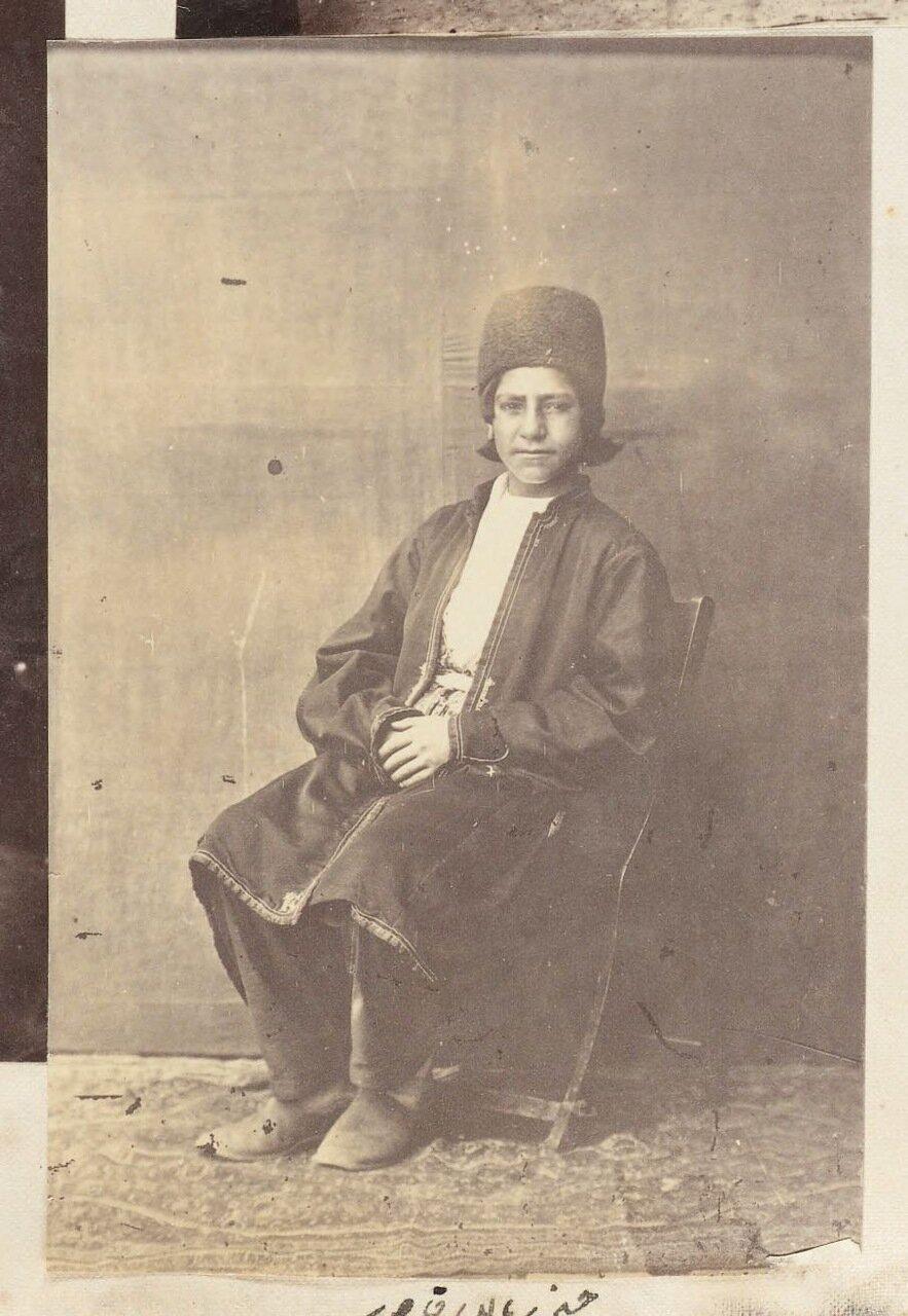 Танцор Хусейн Бала