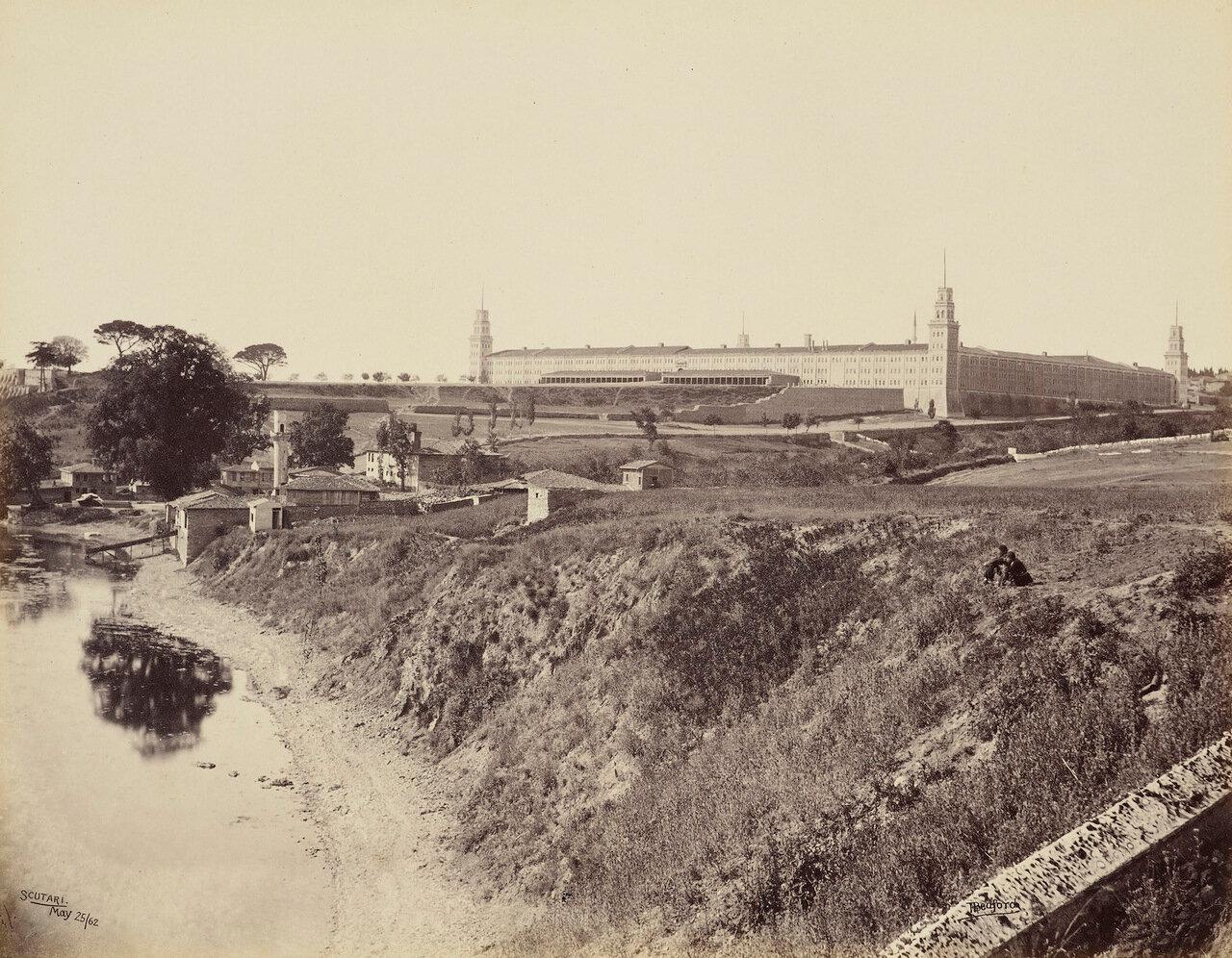 25 мая 1865. Военный госпиталь, Скутари. Константинополь