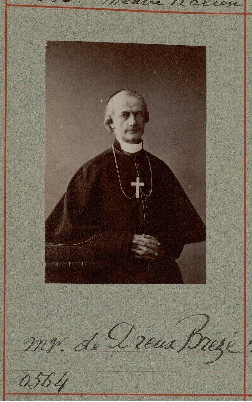 Епископ Пьер Симон де Дрё-Брезе