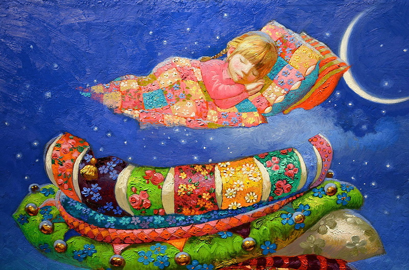 Сказочная живопись Виктора Низовцева (62).jpg