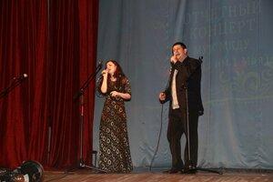 Отчетный концерт МУК МКДУ (клуба им. 1 Мая)