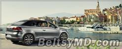 Volkswagen представил Golf Karmann