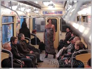 Голый протест против сексуального насилия в Харькове