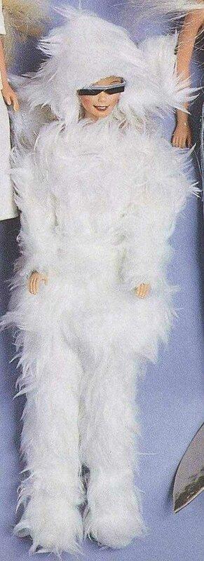Карнавал.Одежда для кукол. 14