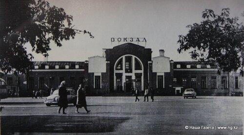 Станция Кустанай