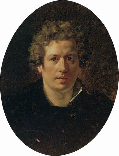 Автопортрет. Около 1833.jpg