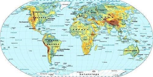 Разные факты о разных странах