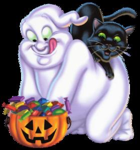 хеллоуин, привидение,