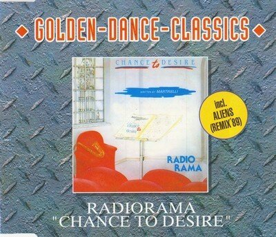 (Italo-Disco) Radiorama - Chance To Desire (CDM) - 1995, FLAC (image+.cue), lossless