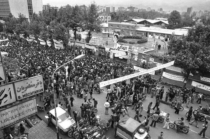 Iran U.S. EmbasTakeover  1979