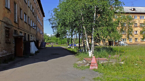 Фото города Инта №5156  Гагарина 9 и 7 16.07.2013_12:25