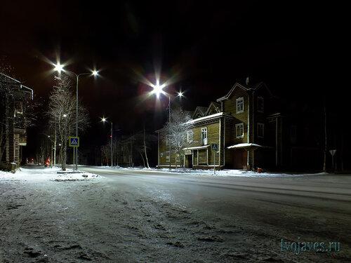 Фото города Инта №6069  Кирова 9 и 16 09.10.2013_18:39