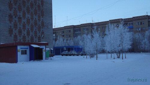 Фото города Инта №6325  Мира 47 и 42 07.12.2013_13:27