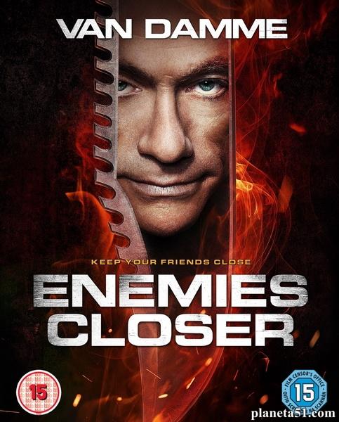 Близкие враги / Enemies Closer (2013/DVDRip)