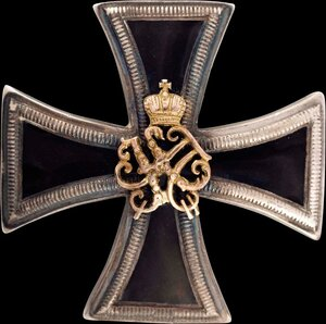Знак Лейб-гвардии Егерского полка.
