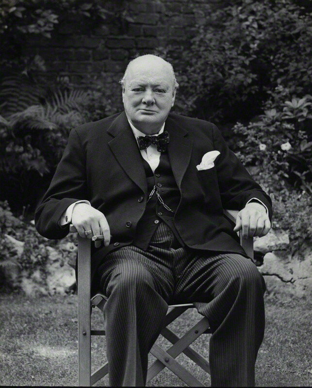 a biography of sir winston churchill the master british statesman Winston churchill: winston churchill, british statesman who as prime minister rallied british people during world war ii and led the country from the brink of defeat through his father, lord randolph churchill, the meteoric tory politician, he was directly descended from john churchill, 1st.