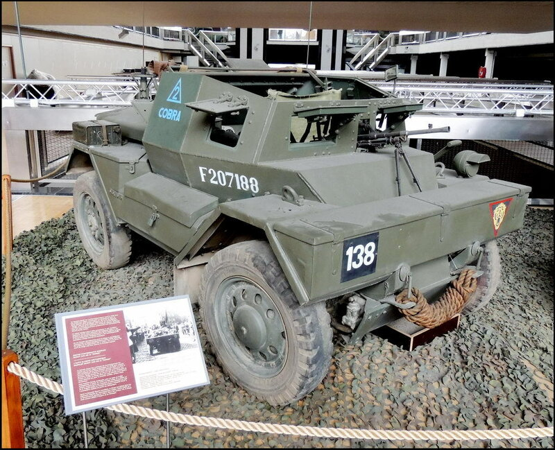 Musee Royal de Armee 6774 MK II Dingo