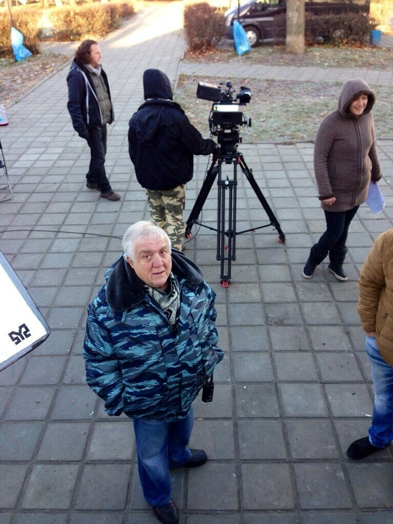 """Земский доктор"", реж. А.Пвловский"