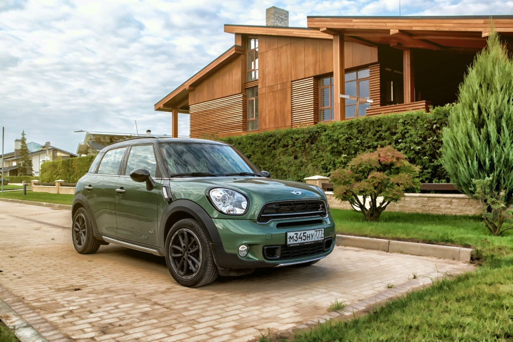 Mini Coopers Countryman
