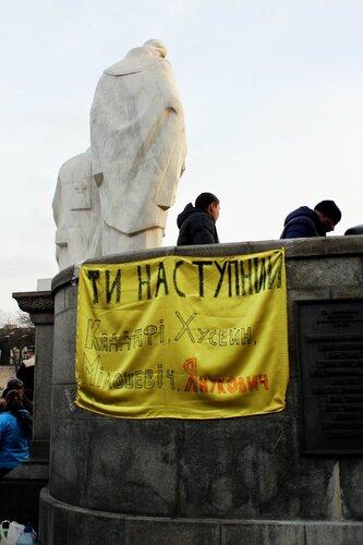 Угрозы Януковичу