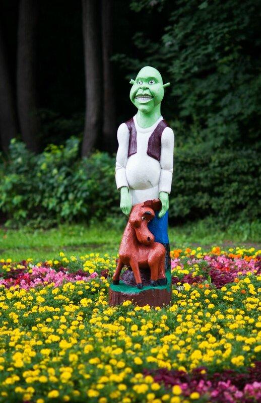 Фестиваль цветов в Кузьминках