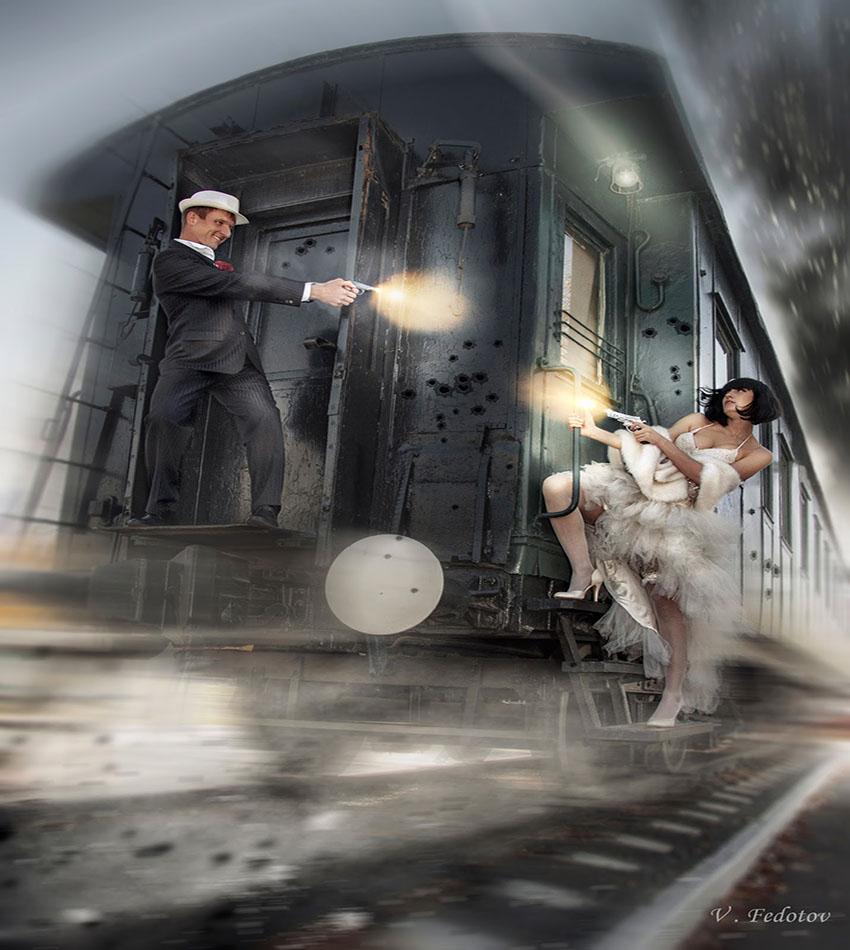 Professional photographer - Vadim Fedotov