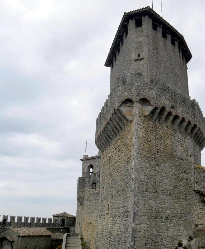 башня Гуаита
