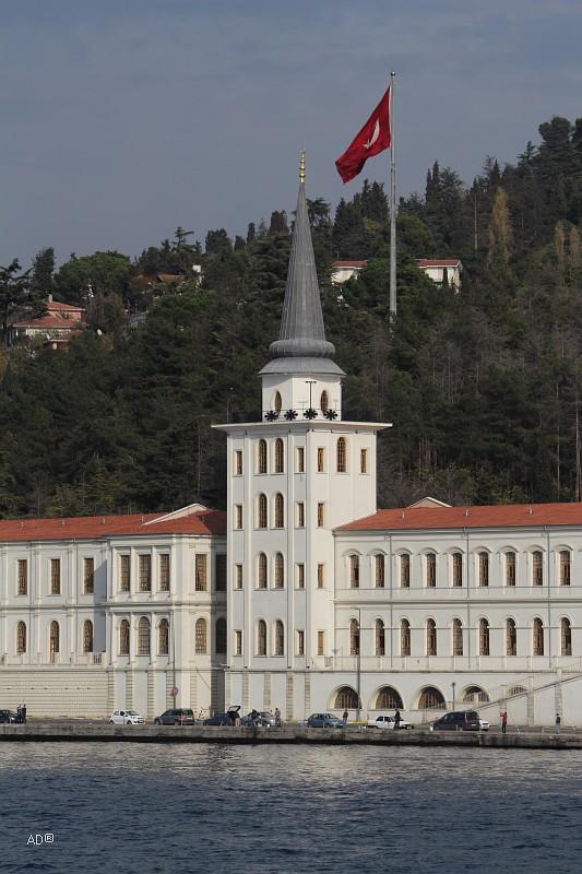 Военная школа Кулели