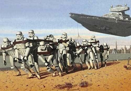 Звёздные войны - тайная правда